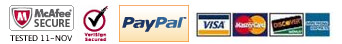 if you want use paypal,please contact us!
